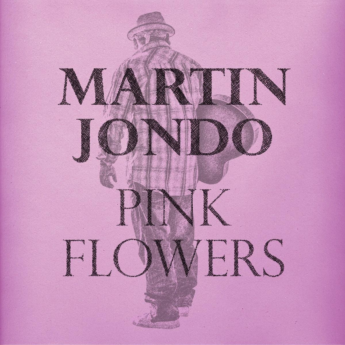 MARTIN JONDO 'Pink Flowers'