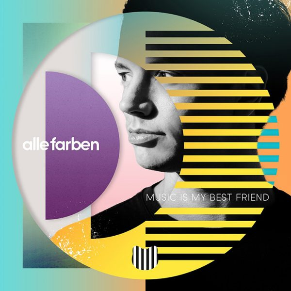 ALLE FARBEN 'Music is my best friend'