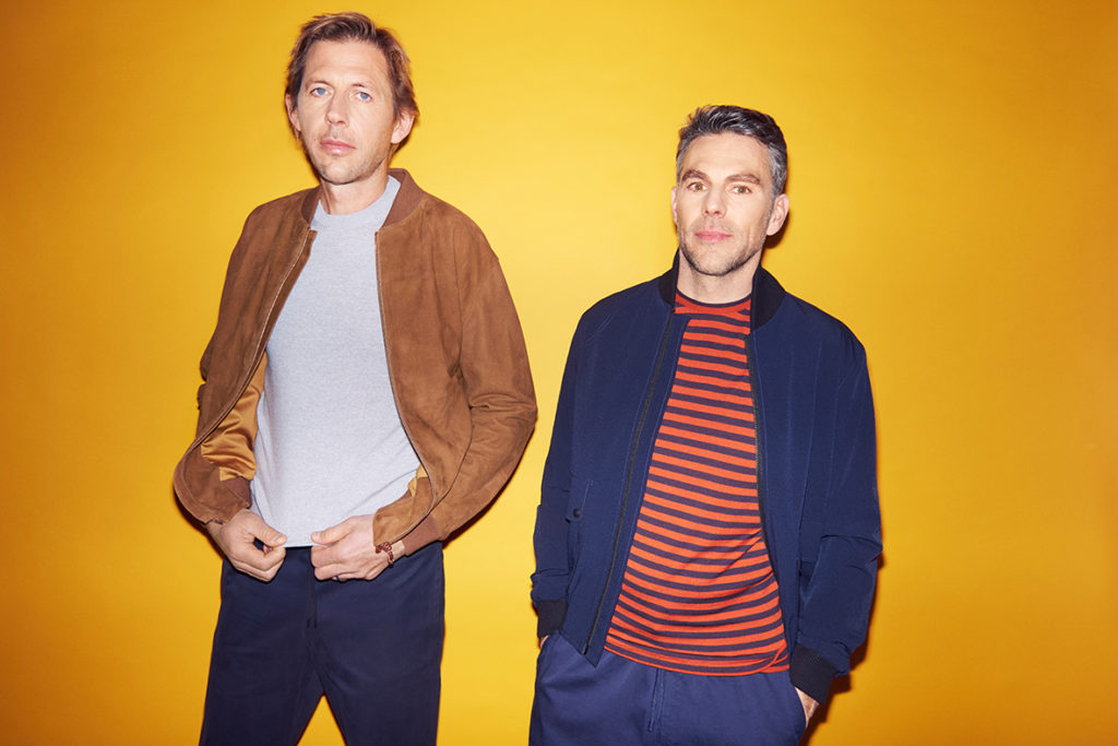 Groove Armada | Photo by David Titlow