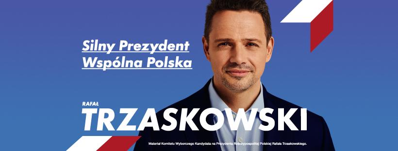 TRZASKOWSKI Banner