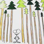 Man sieht den Wald vor lauter Bäumen nicht...made by Chaoskind