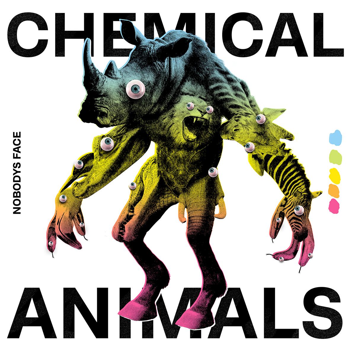 NobodysFace_ChemicalAnimals_Cover