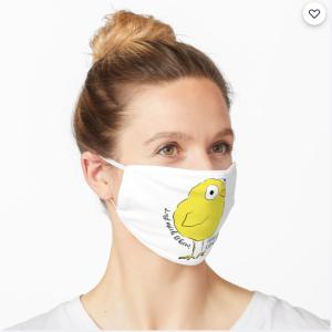 Mundschutz-Maske CK-Design
