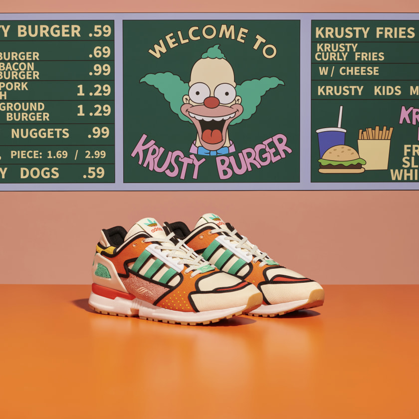 ZX_10000_Krusty_Burger_Schuh_Weiss_Picture Wall