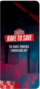 Desperados Rave-to-Save-App
