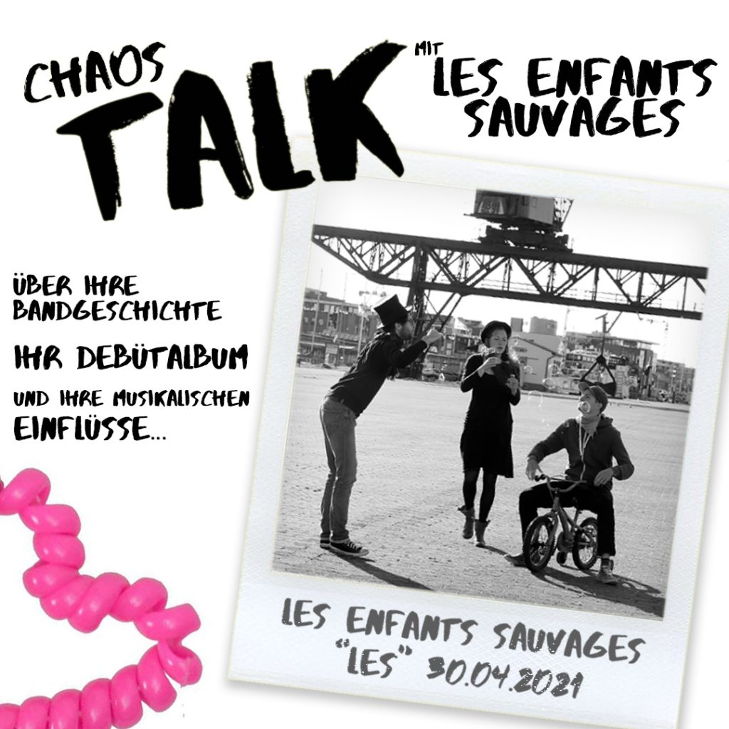 ChaosTalk-LES