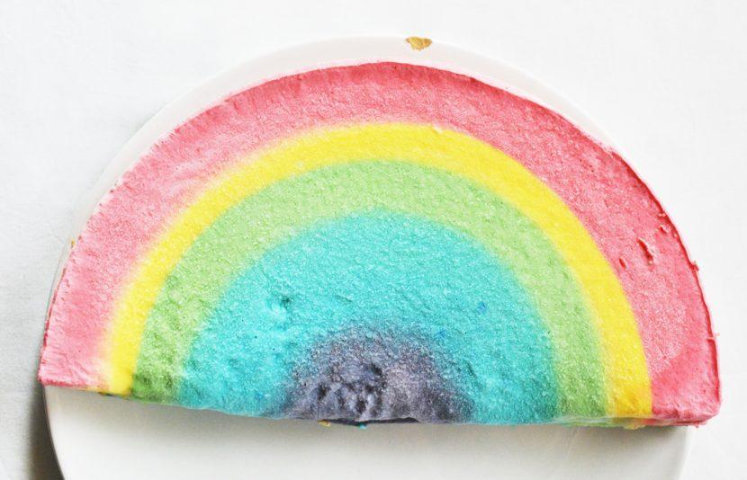 Rainbow Kuchen | Chaoskind